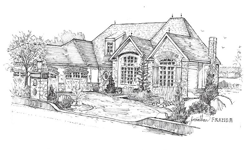 Ettlinger house